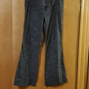 Tweed 3 button pants